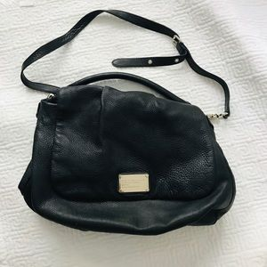 Marc by Marc Jacobs ClassicQ Lil Ukita Leather Bag